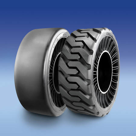 Michelin Tweel 2014