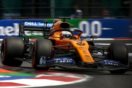 Sainz Mexico F1 2019