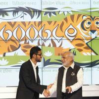 Google y Microsoft quieren llenar India de conectividad a Internet