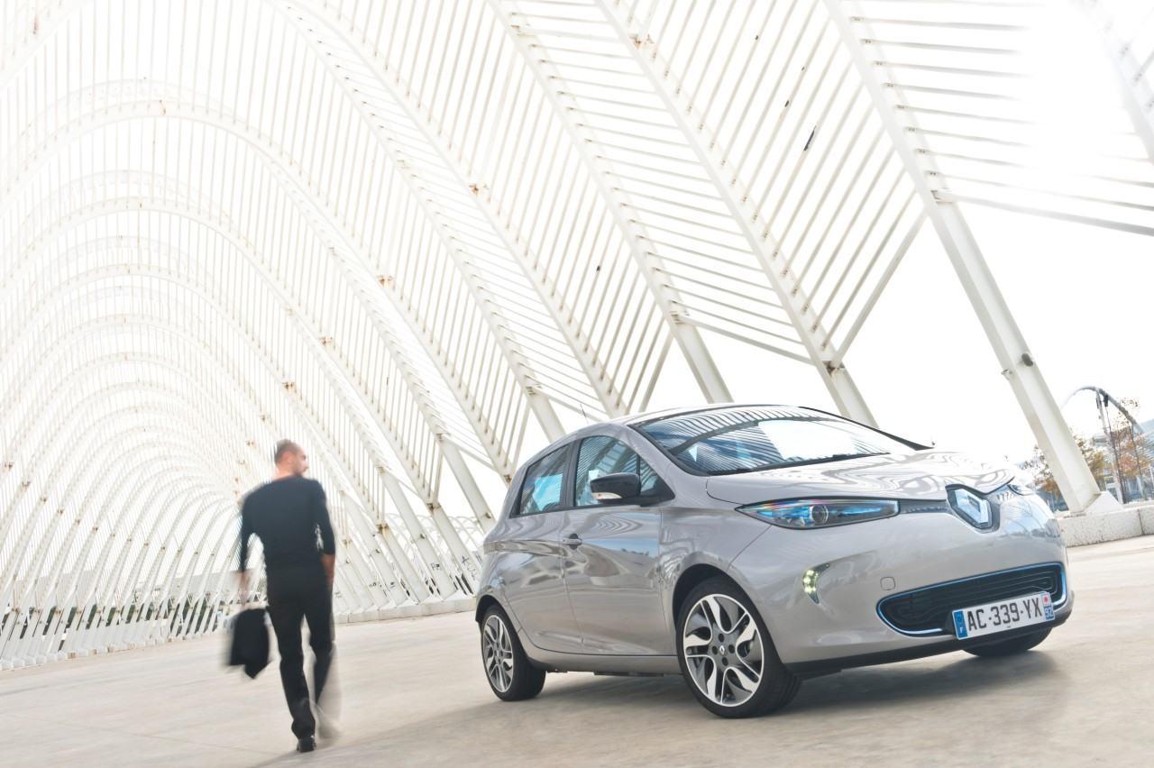 Foto de Renault ZOE (22/151)
