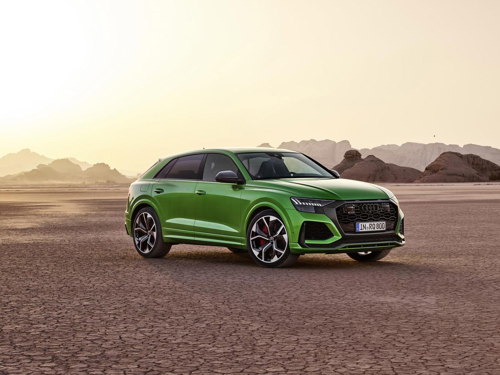 Foto de Audi RS Q8 2020 (42/47)