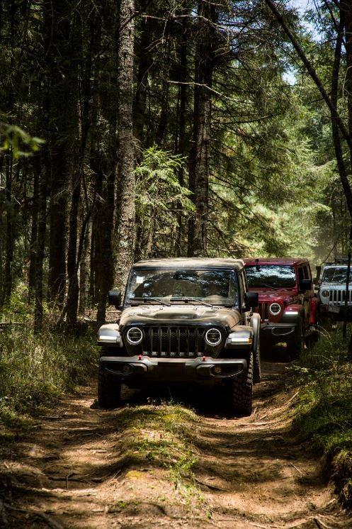 Foto de Camp Jeep Wrangler Edition 2018 (1/6)