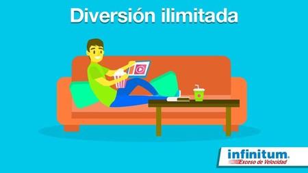 Telmex aumenta la velocidad de sus paquetes infinitum, de 10 a 20 Mbps en el más básico