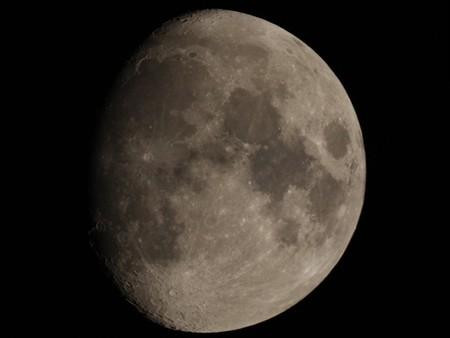 Se logra calcular la temperatura a la que se encuentran las entrañas de la Luna