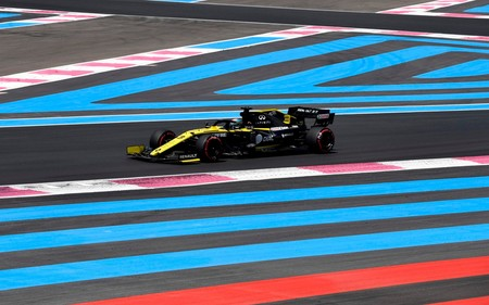 Ricciardo Francia F1 2019