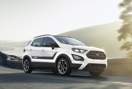Ford Ecosport 2021 Storm Precio Mexico 8