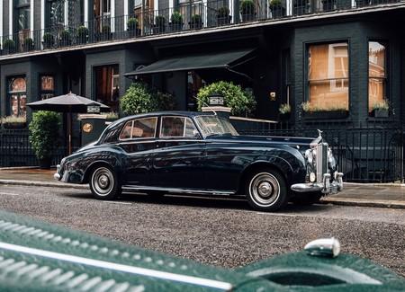 Rolls Royce Phantom V 1961 Por Lunaz 7