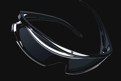 Gafas con el sello Mercedes-Benz