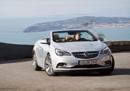 Opel Cabrio 2013, vista frontal