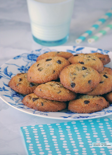 Cómo hacer cookies sin gluten