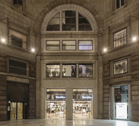 Stage, la 'nueva' tienda de Bershka en pleno corazón de Milán
