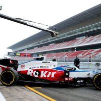El equipo Williams de Fórmula 1 pierde a su patrocinador principal y pone a la venta la escudería
