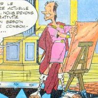 Jacques Chirac, icono pop: de su caricatura en Astérix a la nueva ola de camisetas con su cara