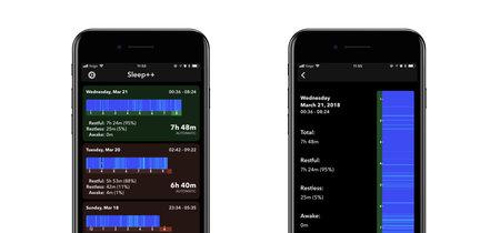 Sleep++ llega a la versión 3.0 con monitorización automática del sueño, recordatorios y resúmenes de sueño