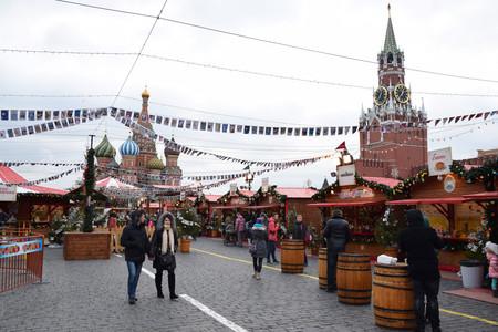 Rusia Nochevieja