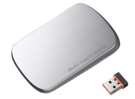Sanwa MA-Touch 01, llega otro ratón multitáctil del lejano oriente