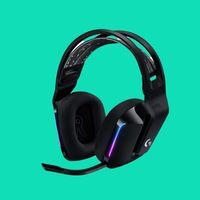 Los auriculares gaming G733 LIGHTSPEED de Logitech reciben una genial rebaja y ahora puedes hacerte con ellos por poco más de 100 euros en Amazon y PcComponentes