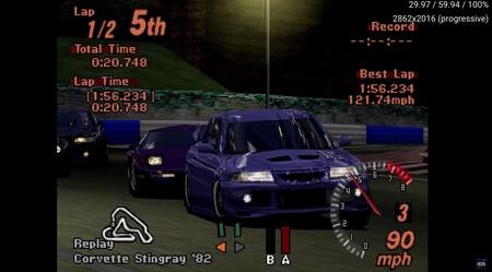 Retro como nunca lo habíamos visto: un emulador corre juegos de Playstation en una Xbox Series S y los reescala a 4K