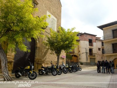 Rutas moteras Bajo Aragón, ahora en vídeo