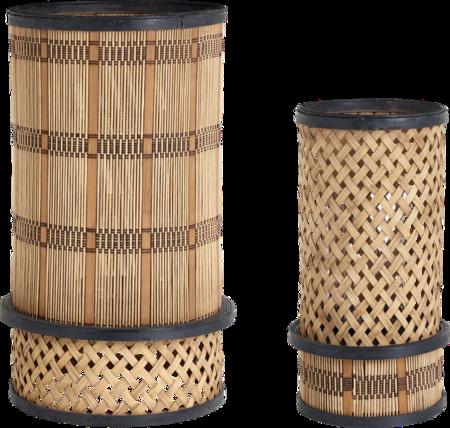 Farolillo de bambú