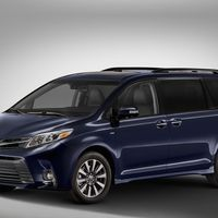 Toyota Sienna 2018: Precios, versiones y equipamiento en México