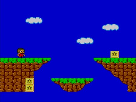 Alex Kidd In Miracle World Usa Europe 000