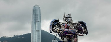 Hollywood sólo puede estrenar 34 películas al año en China, aunque tienen \