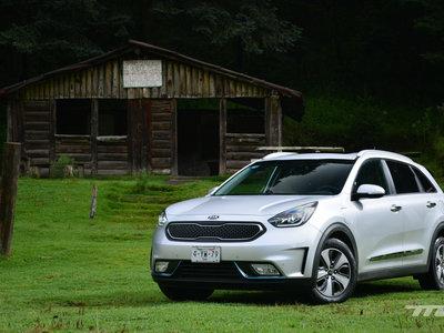 """KIA Niro Plug-in Hybrid, a prueba: el enchufe en tu garaje es tu nueva """"gasolinera"""""""