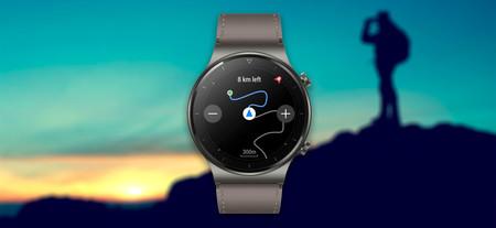 Huawei Gt Watch 2 Pro Route
