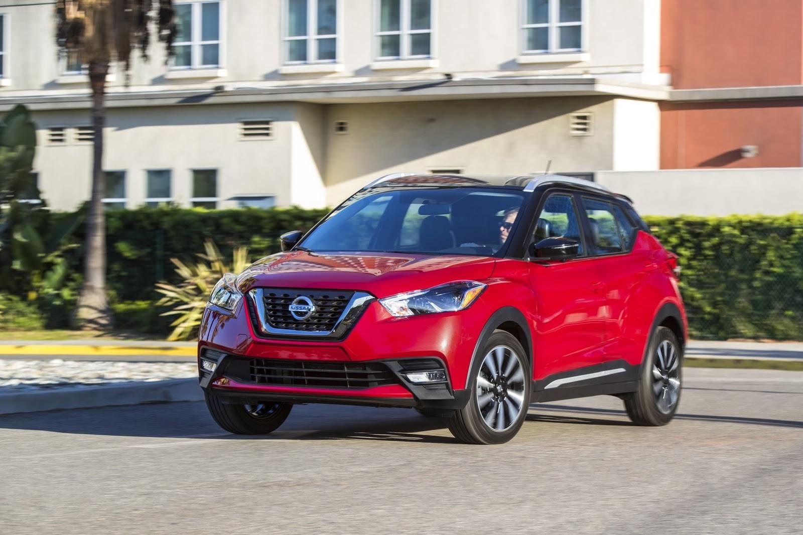 Foto de 2018 Nissan Kicks (EE.UU) (14/24)