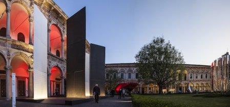 Deep Words Light, una instalación de Cosentino y Antonio Citterio Patricia Viel and Partners en Milán