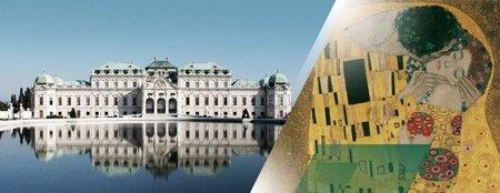 Pioneros de la modernidad. 150 aniversario de Gustav Klimt en el Palacio Belvedere