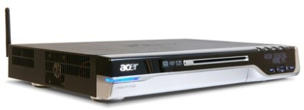 [IFA 2007] Acer Aspire iDea 520, PC Media Center con reproductor Blu Ray