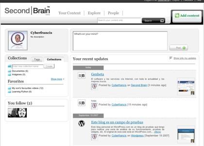 Second Brain, ordenando nuestros contenidos online