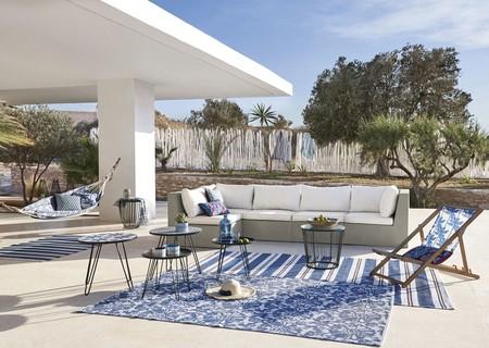 19 novedades de Maisons du Monde para el jardín y para terrazas y balcones de todos los tamaños