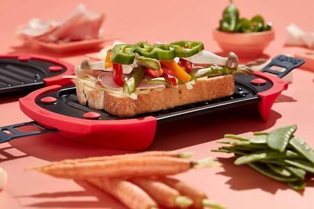 Esta parrilla para microondas es nuestro mejor aliado para comer saludable pero sin renunciar al máximo sabor