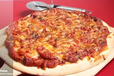Receta de pizza sardenaira