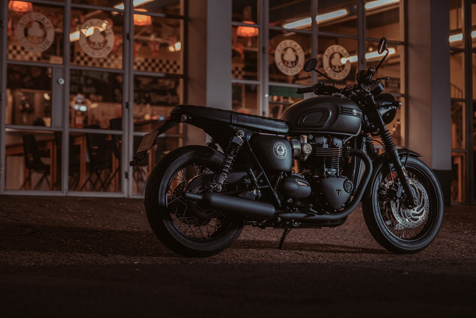 Foto de Triumph Bonneville T120 Ace y Diamond Edition 2019 (20/26)