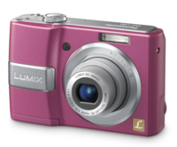 Panasonic Lumix DMC-LS80, compacta de calidad