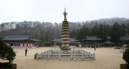 Woljeongsa Republic Of Korea