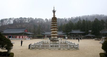 Woljeongsa Republic Of Korea