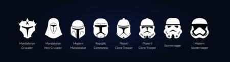 Star Wars Evolucion