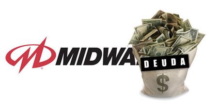 La Warner quiere comprar Midway Games, o al menos su mejor parte