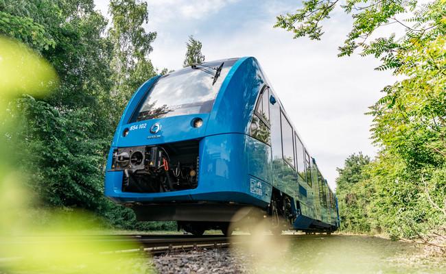 El primer tren de hidrógeno ya está aquí, y sirve a una pequeña línea regional de Alemania