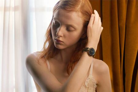 Madison Stubblington protagoniza la primera campaña Gucci de relojes y joyería bajo la dirección de Alessandro Michele