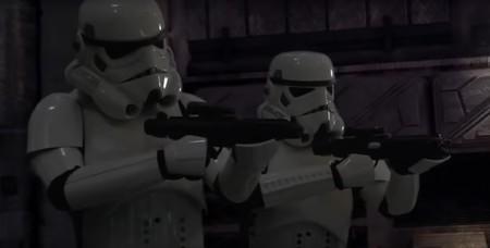 Sale a la luz un espectacular vídeo de la serie cancelada 'Star Wars: Underworld', la predecesora de 'The Mandalorian' de 2005