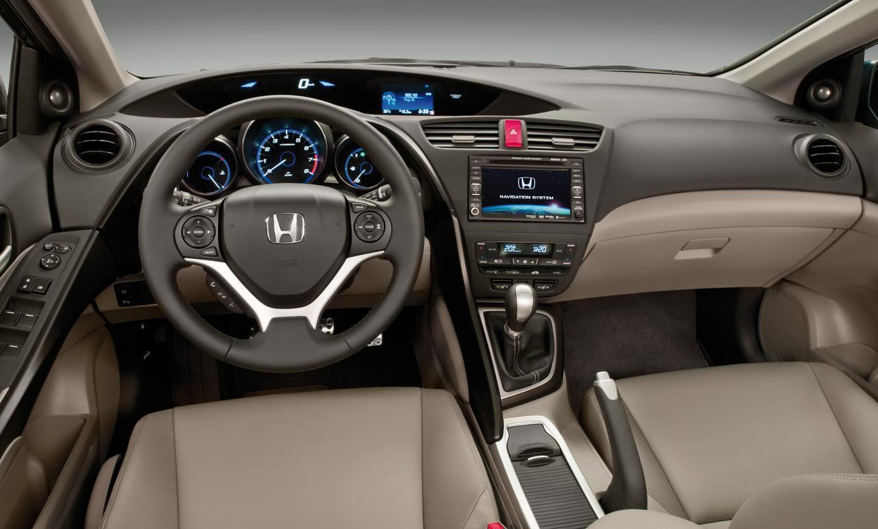 Foto de Honda Civic 2012 (23/153)
