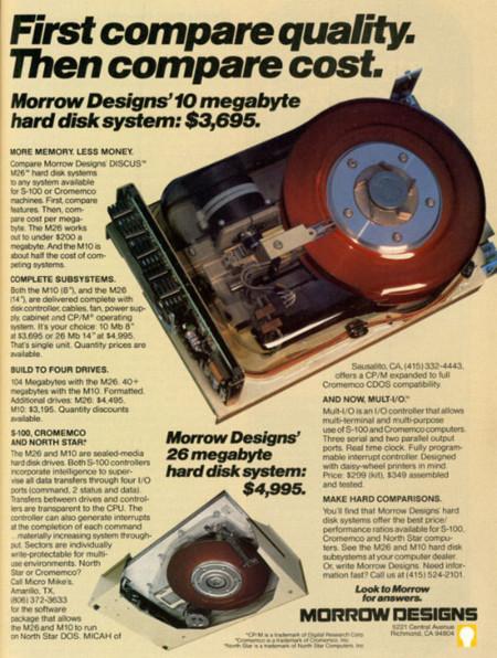 Vintage Computer Ad 2