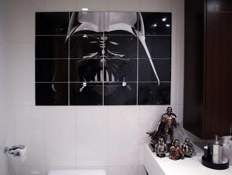 Foto de La casa de un fan de Star Wars con gusto (9/14)