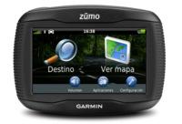 Garmin Zümo 350LM, un GPS especial para moteros